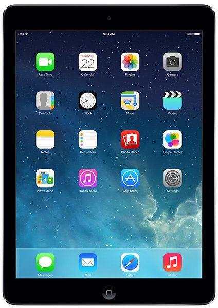 Apple IPad Air MD788LL/A, 16GB + WiFi