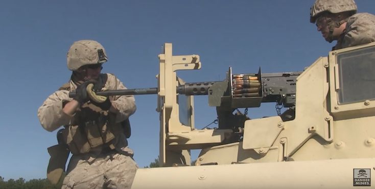 "In the video below, members of the U.S. Military fire the M2 Browning .50 caliber machine gun in various training exercises. The caption informs us, correctly, that the our boys in uniform have used the ""Ma Deuce"" in every war or conflict from WWII to the present day. TTAG's resident war hero Jon Wayne Taylor said the sound of a Ma Deuce in combat told him that ""everything was going to be alright."" All right then, M2 Browning. Greatest machine gun ever"