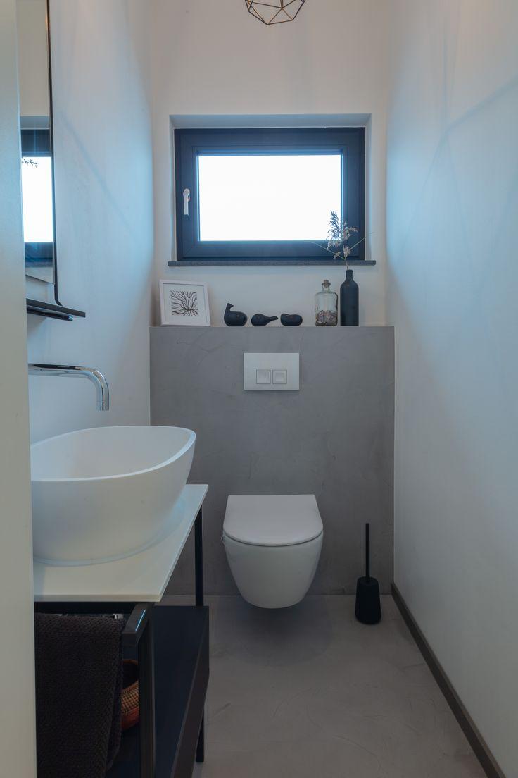 Badezimmer Wand   und Boden Ideen in 20   Badezimmer verputzen ...