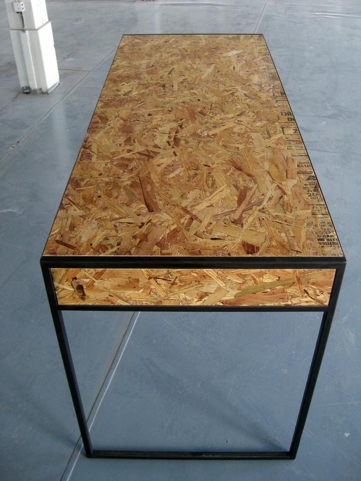 Osb Desk Products I Love Moveis De Madeira Projetos