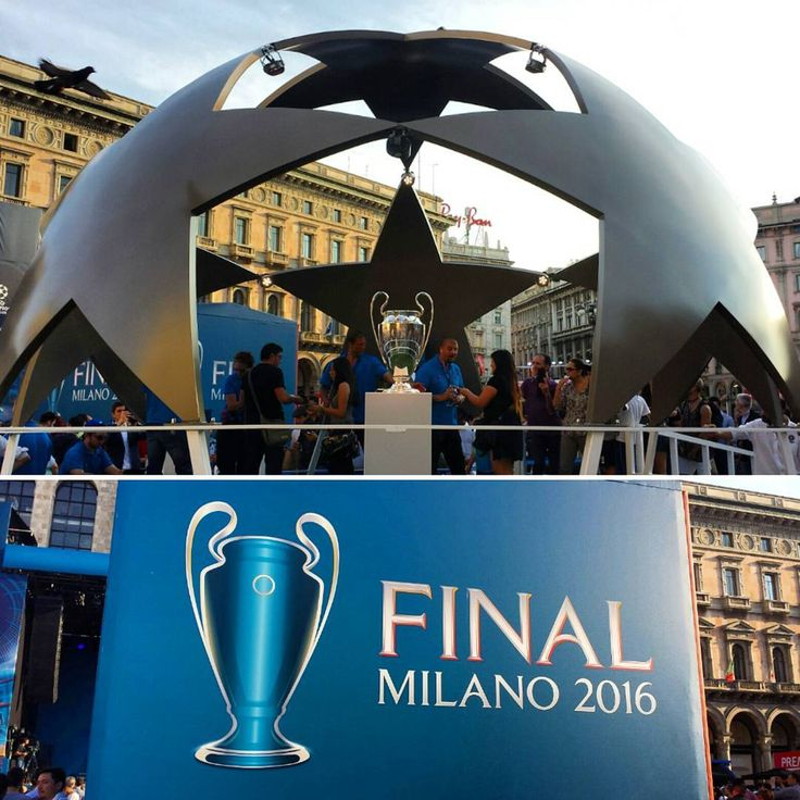What are you gonna sing tonight? Hala Madrid y nada más or Atleti, Atleti, Atlético de Madrid? ⚽ Let us know in the comment below! #italia #milano #milan #piazzaduomo #duomo #uclfinal #ucl #champions #championsleague #final #match #football #soccer #fútbol #realmadrid #atléticomadrid #atleti #madrid #halamadrid #derby #campeones #copa #cup #sansiro #meazza #stadium #player #pidgeon #torres #ronaldo
