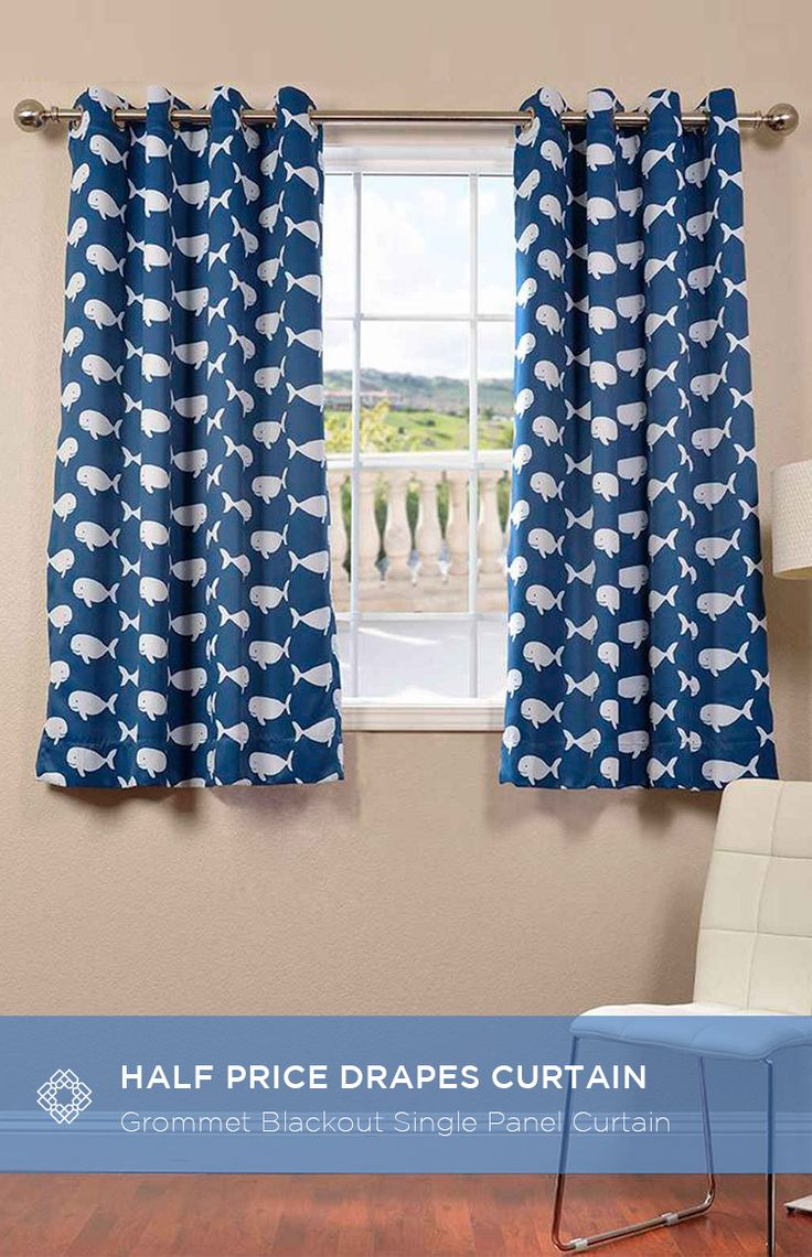 Cobalt blue window treatments - Half Price Drapes Ginko Grey 84 X 50 Inch Embroidered Faux Linen Sheer Curtain Single Panel