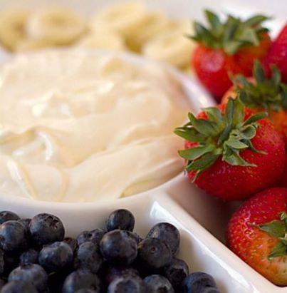 fruit town piru cream cheese fruit dip