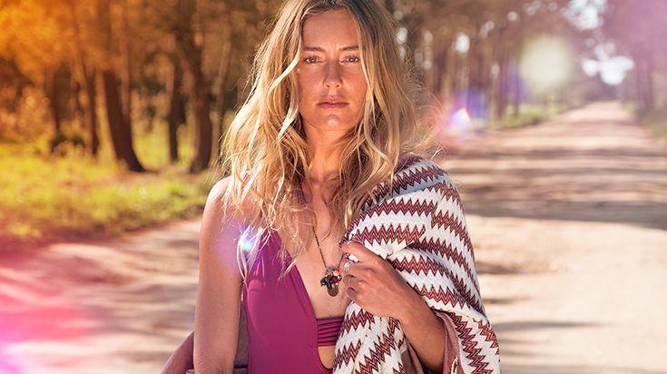 FUTAH BEACH TOWELS | SALGADOS GARNET | beach towel | summer essentials