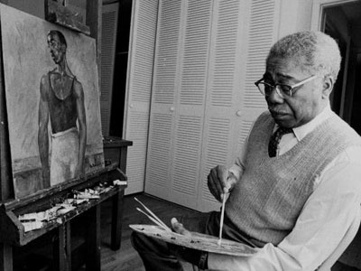life and career of aaron douglas the pioneering africanist artist during the harlem renaissance Aaron douglas was a pioneering africanist artist who led the way in using african- oriented imagery in visual art during the harlem renaissance of 1919- 1929 his work has been credited as the catalyst for the genre incorporating themes in form and style that affirm the validity of the black consciousness and experience in america.