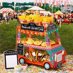 Mexican Fiesta Food Truck for birthday parties