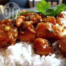 Foto recept: Kung Pao kip