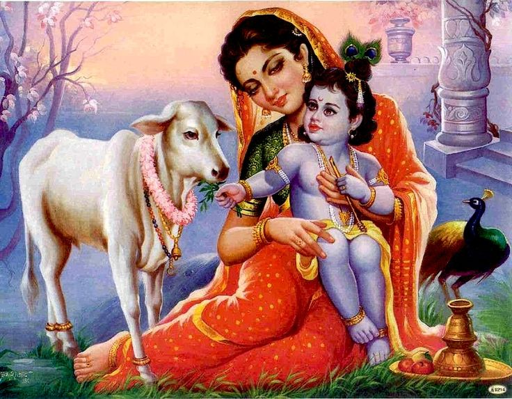 Janmashtami - Happy Birthday, Lord Krishna!!