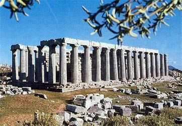 Olympia, Greece: birthplace of the Olympics!