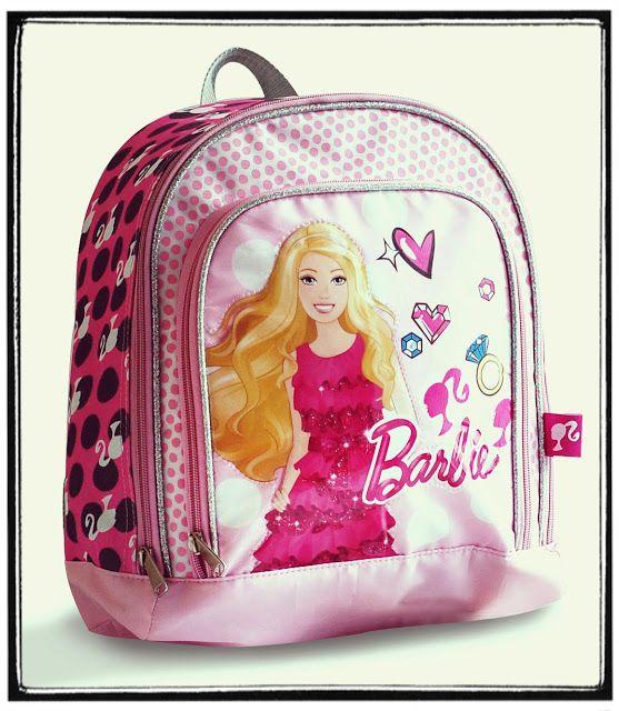 New York Carteras: Mochilas de Barbie y Hot Wheels