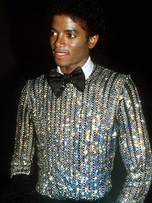 Michael Jackson's Greatest (Fashion) Hits - #2: Sparkling Separates from #InStyle