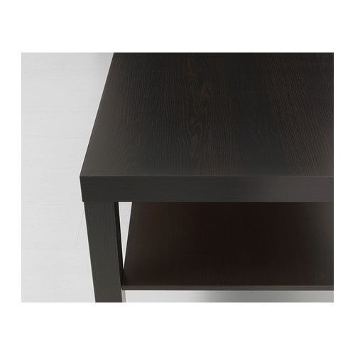 "LACK Coffee table - black-brown, 35 3/8x21 5/8 "" - IKEA"