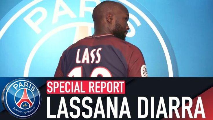 LASSANA DIARRA'S DEBUT