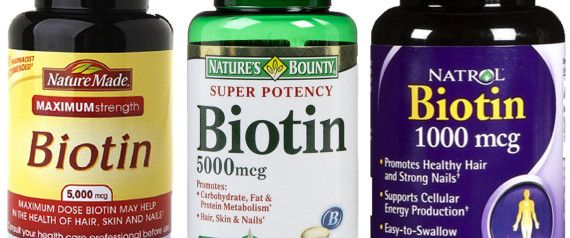 Why You Should Be Cautious Of Taking Biotin For Your Hair, Skin & Nails