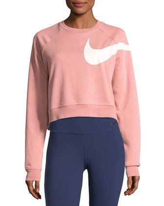 ecaf04ce Dry+Versa+Long-Sleeve+Training+Top+by+Nike+at+Neiman+Marcus ...