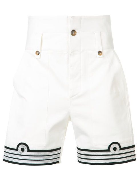PORTS 1961 Military Patch Shorts. #ports1961 #cloth #shorts