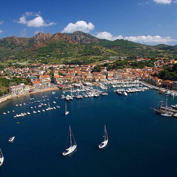 Porto Azzurro, here we are! #Porto Azzurro #Isola d'Elba #Italy #Slam #Followus!