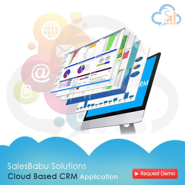 Cloud Methodology enables companies to reduce their In-House IT infrastructure & its Cost.  SalesBabu CRM based on SaaS Platform, which help out SME sector & business to reduce IT infrastructure & Manpower cost and allow them to grow their business with the help of cloud computing.  http://www.salesbabu.com/blog/salesbabu-solution-cloud-based-crm-application/