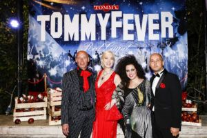 Tommy Celebration