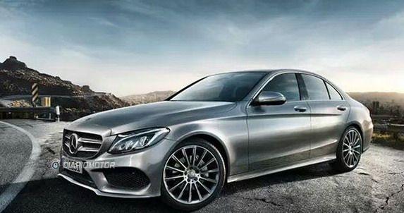 New Mercedes C class