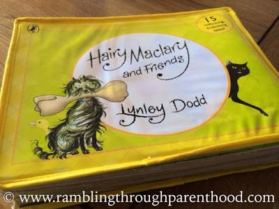 Rambling Through Parenthood : Hairy Maclary and Friends