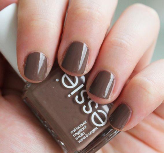 Taupe/bruine nagellak