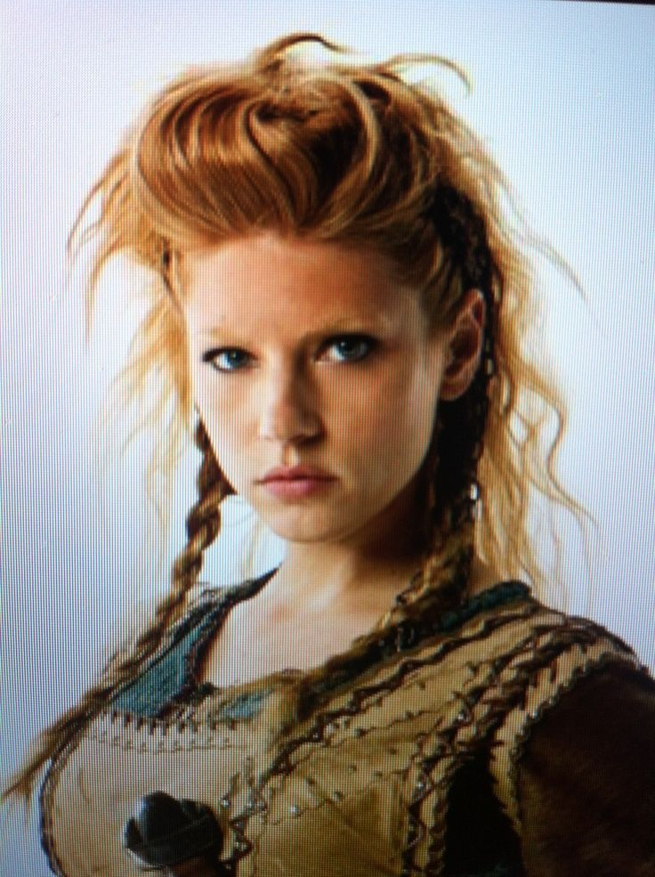 Hairstyles Of Female Warriors Lagerthas Warrior Hair From The Hairstyles Hair Styles Short Hair For Boys Steampunk Hairstyles