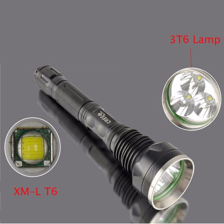 Aliexpress.com : Buy Z30 Super Bright 3T6 5000LM LED Flashlight Black Aluminum Flash light LED Torch Light Lamp for Hiking Camping from Reliable lamp motorcycle suppliers on shenzhen small bones Electronic Co., Ltd. Store