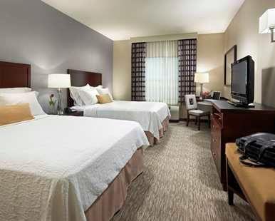 Hampton Inn Carlsbad-North San Diego County Hotel, CA - Double Queen Beds Room