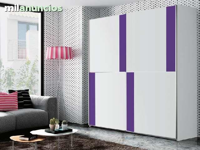 armario de puertas correderas de gran calidad 240 cm