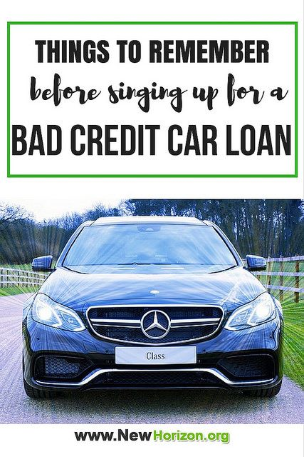 How Do I Find A Lender To Do A Bad Credit Car Loan Near Me Car