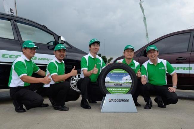 Bridgestone Ecopia MPV-1, Ban Khusus Mobil MPV - Vivaoto.com - Majalah Otomotif Online