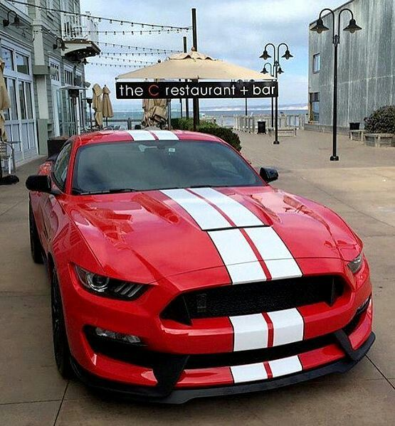 That's a good look for the new Mustang