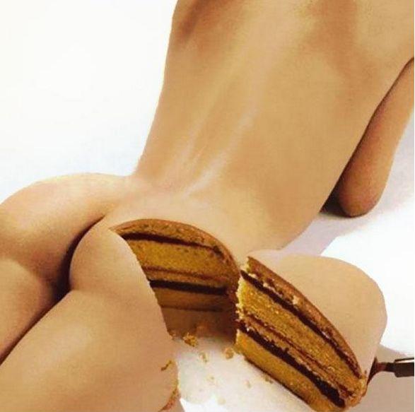 gateaux insolites femme   Gâteaux insolites   serpent poulpe photo panda nikkon James Bond image gâteau femme dinde cochon cake bébé âge de glace