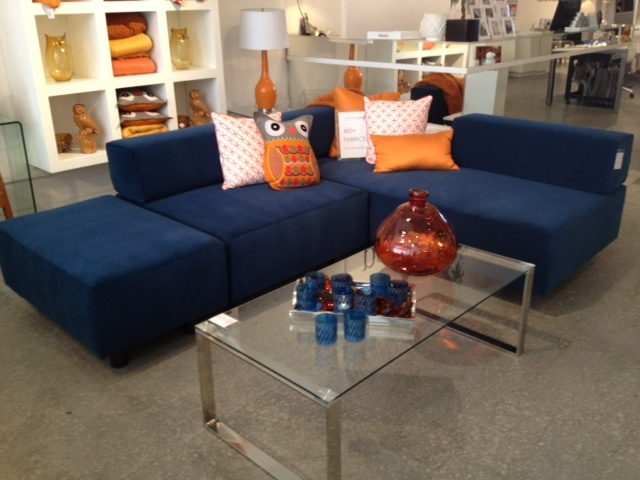 ace sectional  modular - great in small spaces