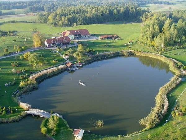 Gize Village in Poland (near Oleck)