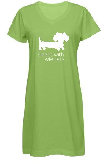 Night Gown | Sleeps With Wieners