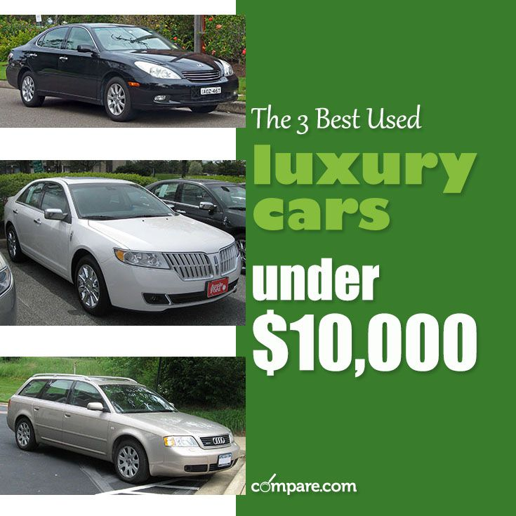 Value and luxury is a catchphrase you often hear, but do they exist together? Can you find them both on a used car lot? The short answer: yes. The longer answer: http://www.compare.com/auto-insurance/news/top-3-best-used-luxury-cars-under-10000.aspx