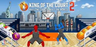 NBA: King of the Court 2 Full NKotC2v1.6.apk
