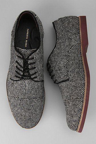wool oxfords
