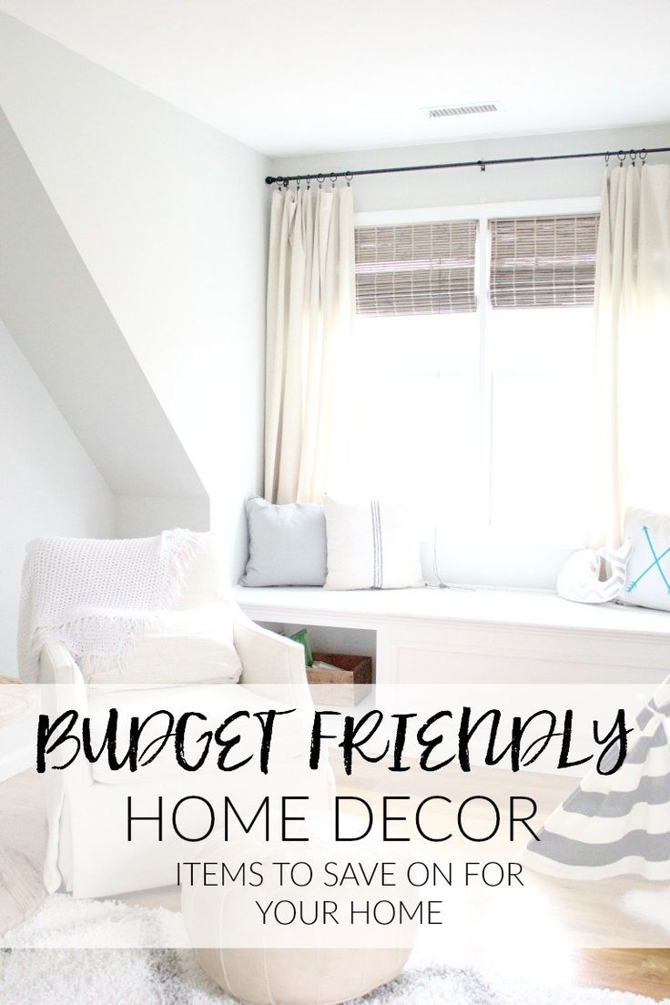 Home Budget Friendly Home Decor And Where To Find It