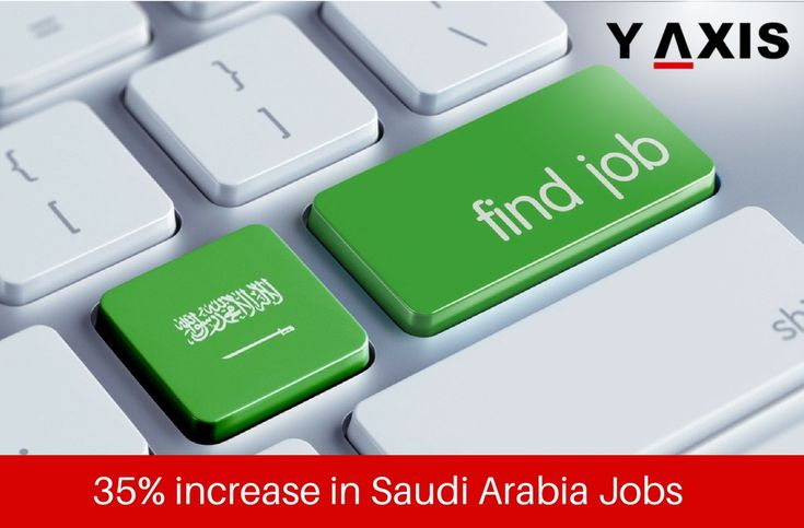 Q4 - 2017 witnessed a 35% increase in year-on-year #SaudiArabiaJobs as per the latest report of the #MiddleEast Robert Walters for the figure of skilled sector jobs advertised in the nation. #UAEJobs #SaudiArabiaWorkVisa #UAEImmigration #YAxisVisas #YAxisImmigration