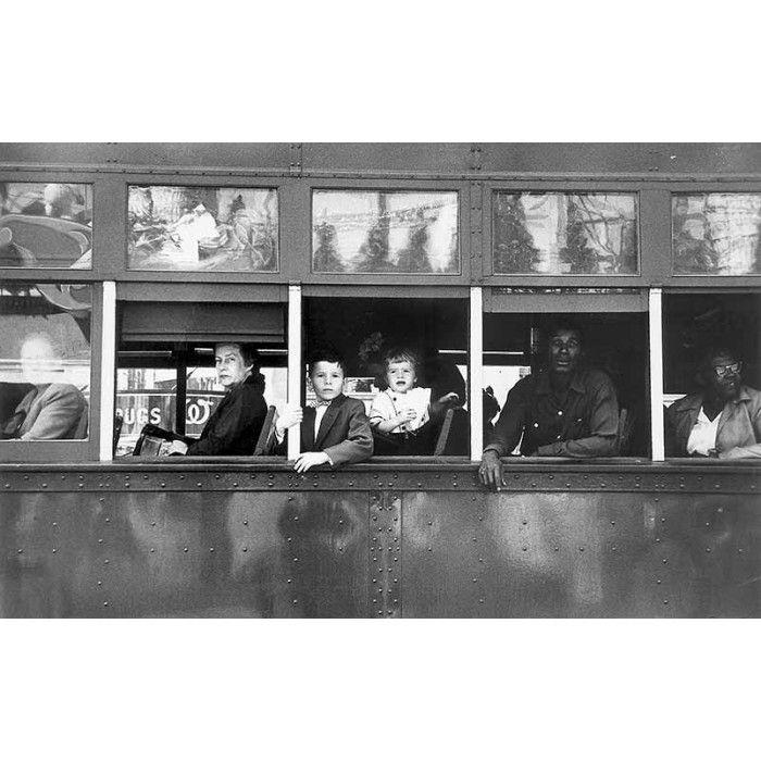 EN LA CARRETERA. Viajes fotográficos a través de Norteamérica