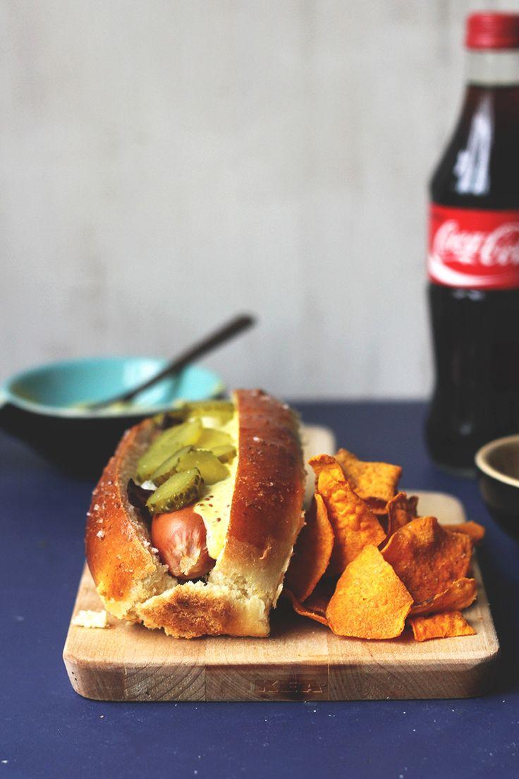 Danish Style Hot Dogs {street food monday}   The Sugar Hit