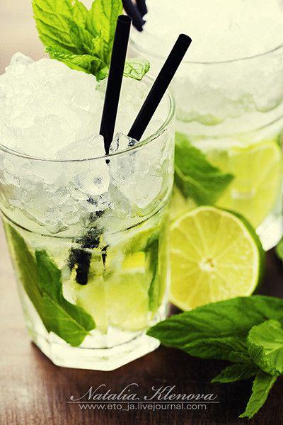 Photograph Mojito cocktail by Natalia Klenova on 500px