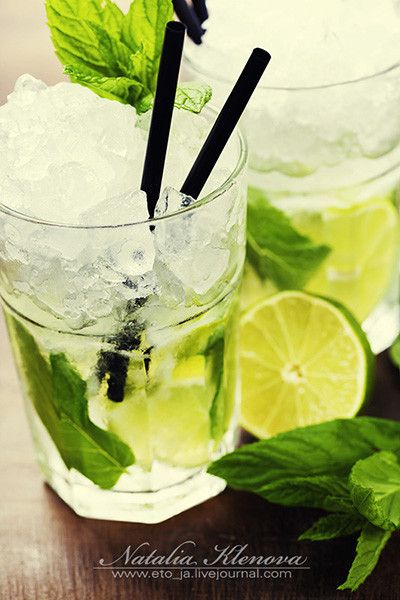 Photograph Mojito cocktail by Natalia Klenova on 500px