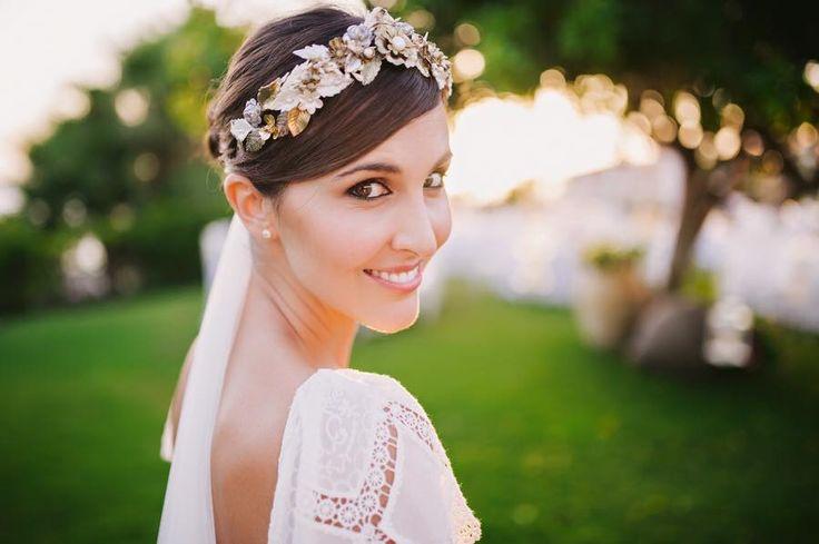 Boda a la vista » 20 tocados para ser la novia con más estilo