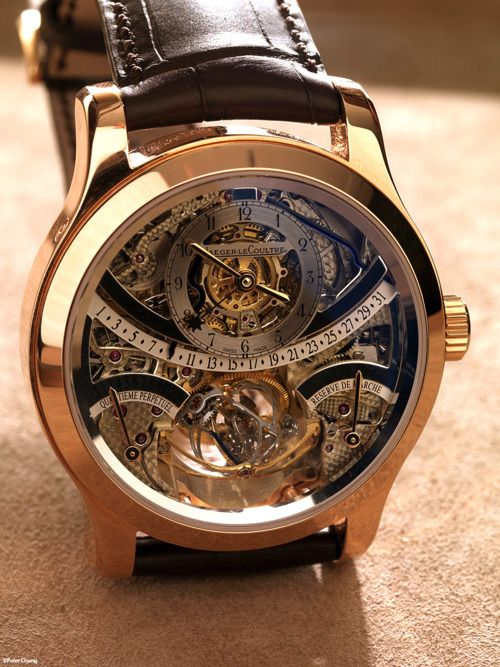 Jaeger Le Coultre #Watch