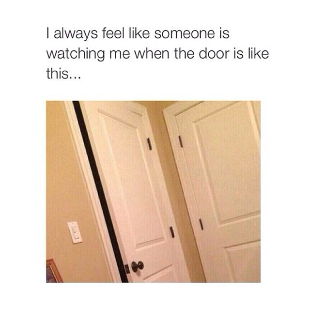 the only thing that defeats my laziness! I would always get out of my bed to properly close that door! lol