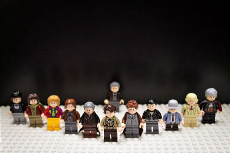 Doctor Who's 50th anniversary episode gets the Lego treatment
